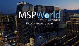 MSPWorld fall conference